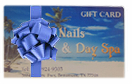Dream Nails & Day Spa Giftcard